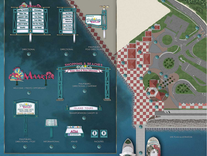 St-Maarten-plan